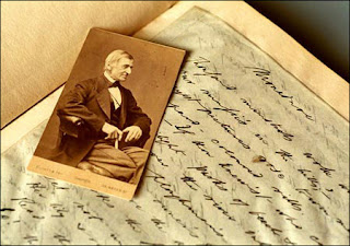transcendentalism in emersons writing T he excerpts in transcendentalism provide readers with a concise introduction to the work of ralph waldo emerson and henry david thoreau, as well as a broad overview.