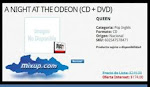 A NIGHT AT THE ODEON CD/DVD EN MIXUP