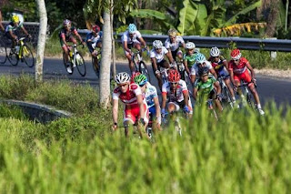 Banyuwangi tour de Ijen 2015 balap sepeda terbaik di Indonesia