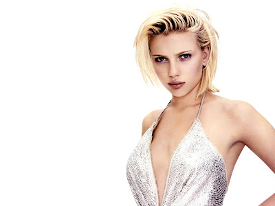 Scarlett Johansson Beautiful Wallpaper