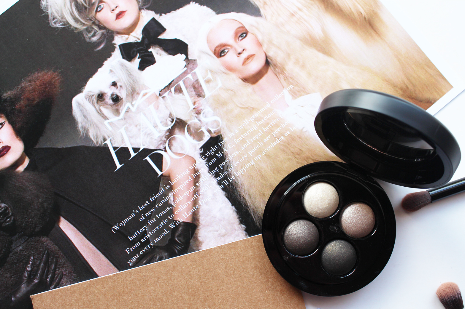 M.A.C | Haute Dogs Limited Edition Collection - CassandraMyee