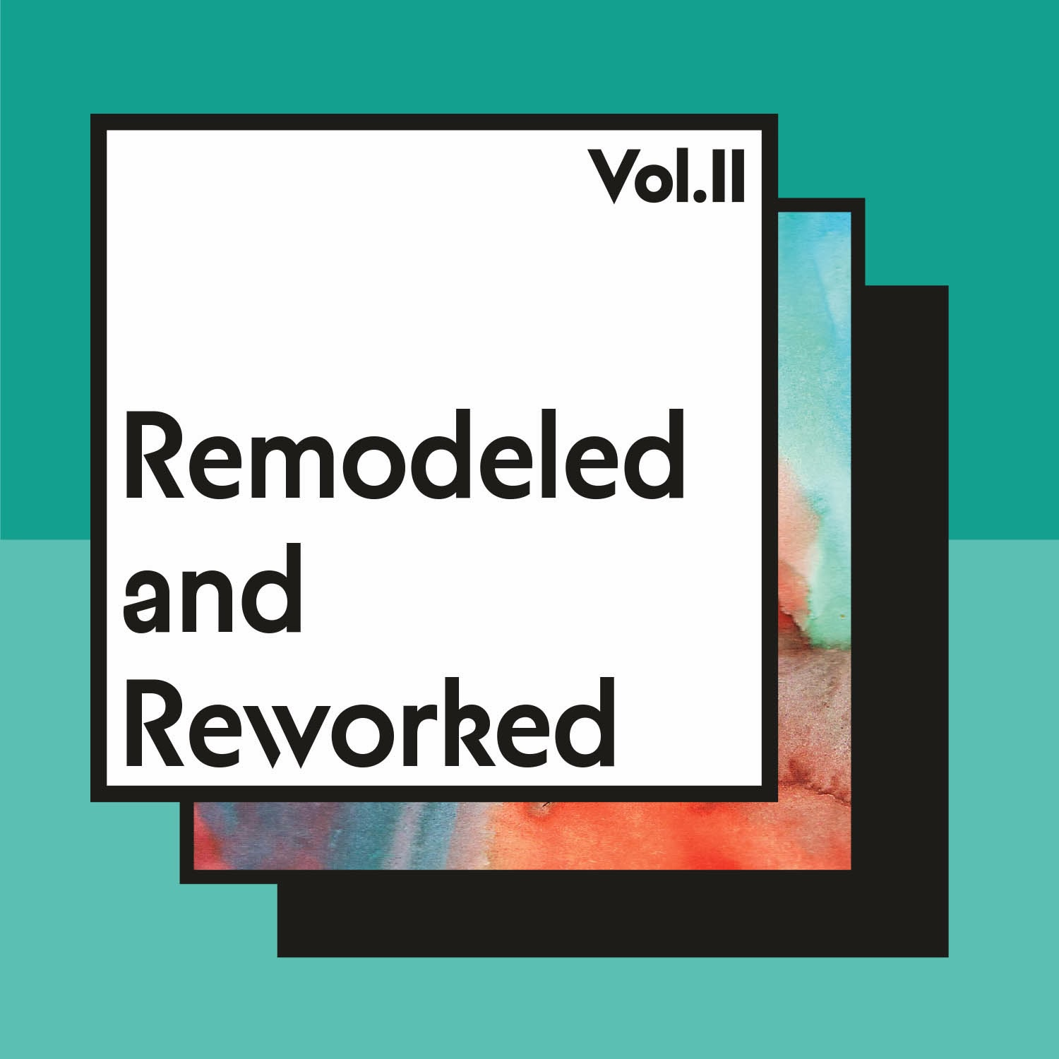 discosafari - VARIOUS ARTISTS - Remodeled & Reworked Vol 2 - Creaked Records
