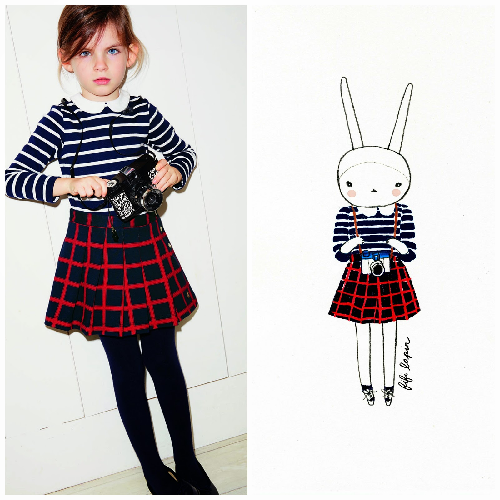 Fifi Lapin - the coolest bunny in town collaborates with Petit Bateau   fit lapin   blogger   bunny   fashion blogger   illustrated   petit bateau   stripe top   t-shirt collection   what shall i wear today  exclusive t-shirts   rabbit   frnech fashion   kids fashion   tees for women   new collection   new launch   mamasVIB   petit bateau shitrts   blogger collaboration   french style   bloggers  