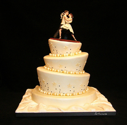 Unique Cake Designs For Wedding : Wedding Cakes Pictures