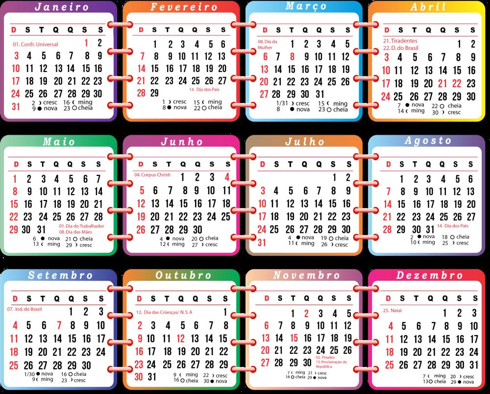 Gráfica Fortaleza: Calendários Personalizados 2016