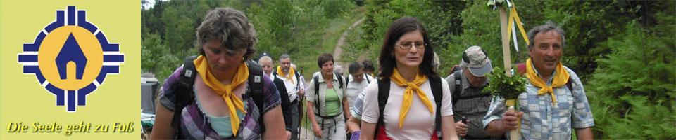 Pilgerwege - Pilgern nach Schönstatt