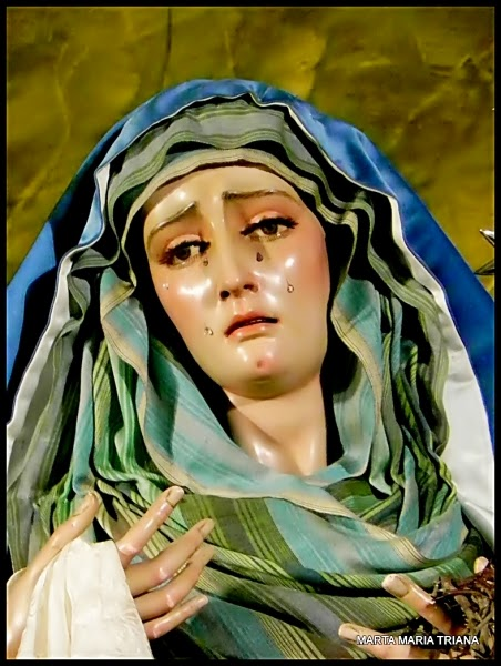 Virgen del Sol de hebrea 2015