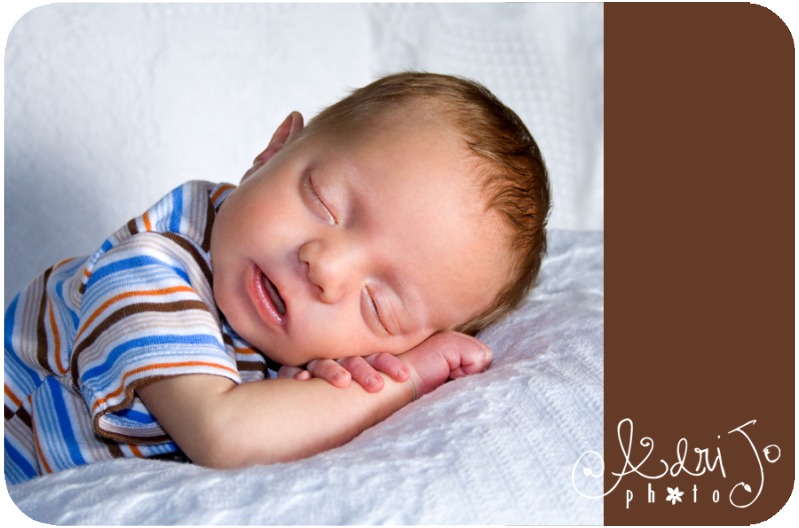Little Owen {Sleeping Newborn Closups} Adri Jo Photo