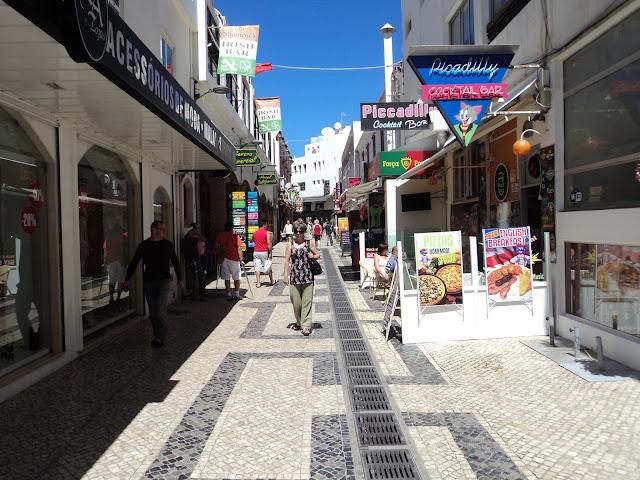 Downtown Albufeira