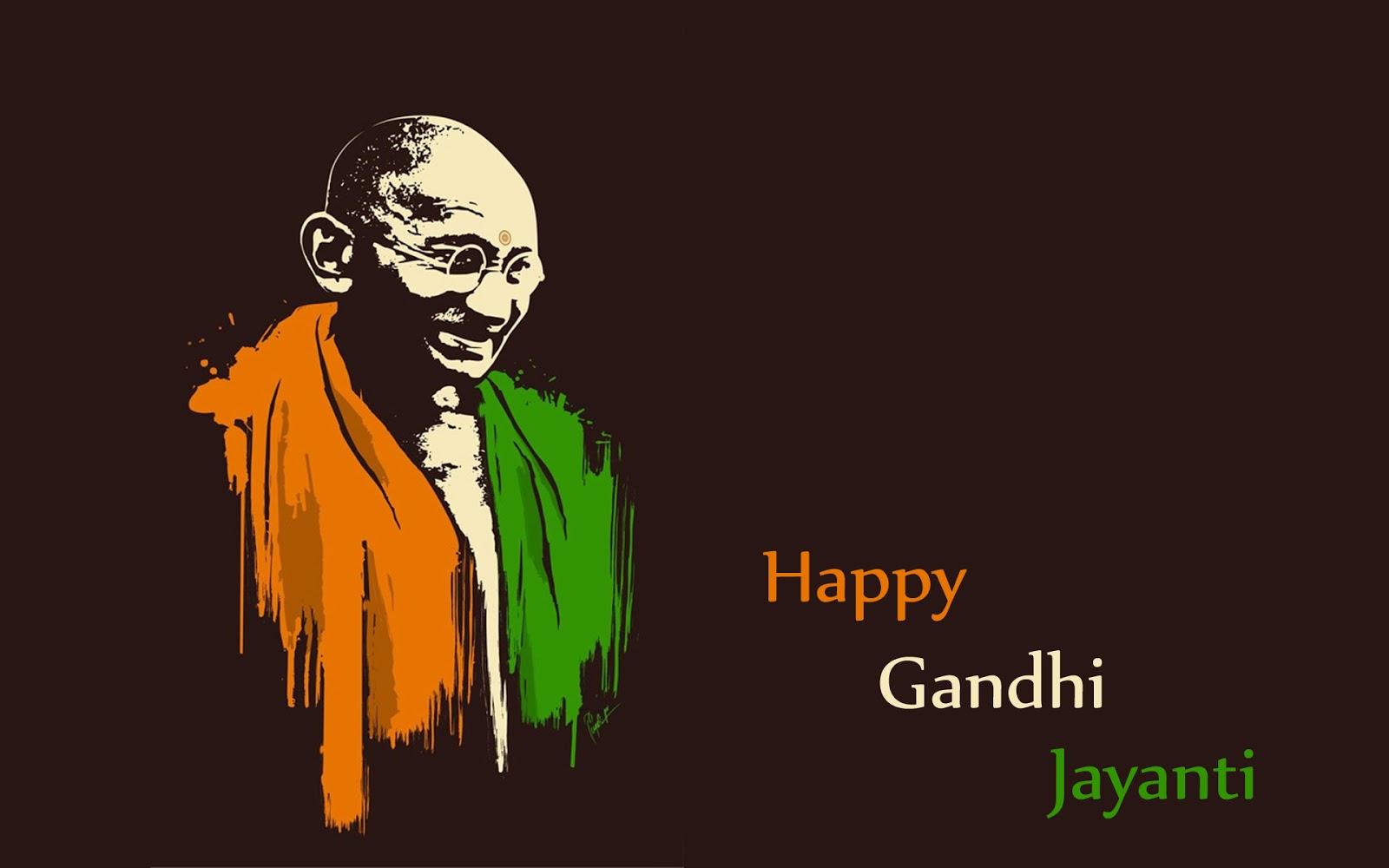 Gandhi jayanti essay for kids