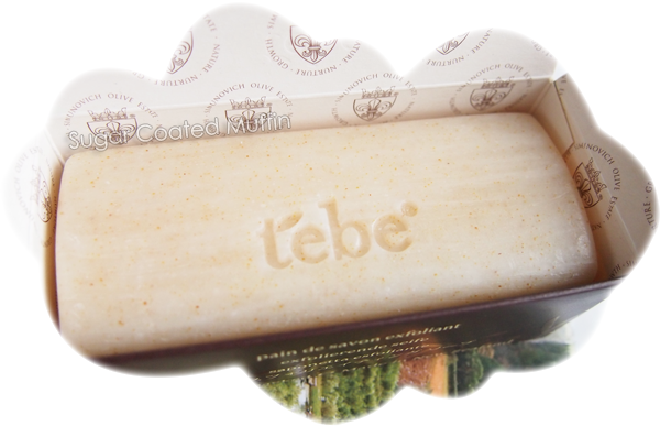 Tebe Exfoliating Soap
