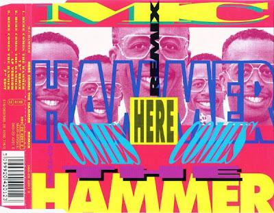 MC Hammer – Here Comes The Hammer (Remix) (CDM) (1990) (320 kbps)