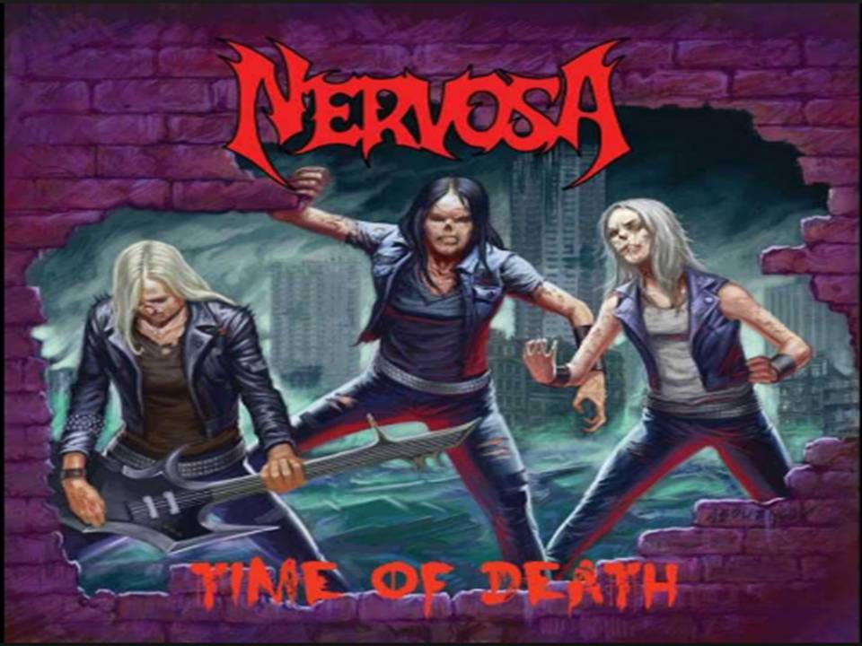 Time Of Death Álbum De Nervosa