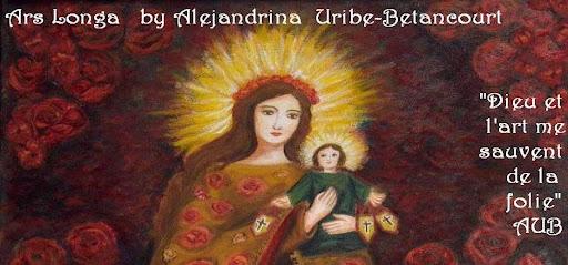 Ars Longa by Alejandrina Uribe-Betancourt.Fr