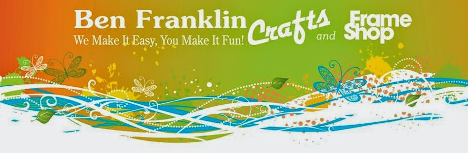 Ben Franklin Craftspirations
