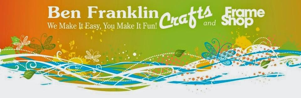 Ben Franklin Craftspirations