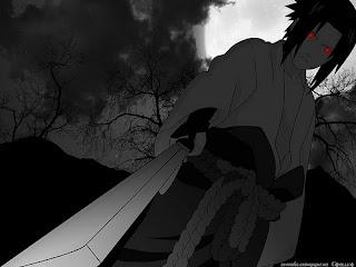 Sasuke oscuro