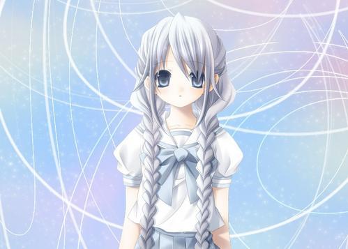 Anime on Revoluci  N Anime Y Manga  Anime Girl