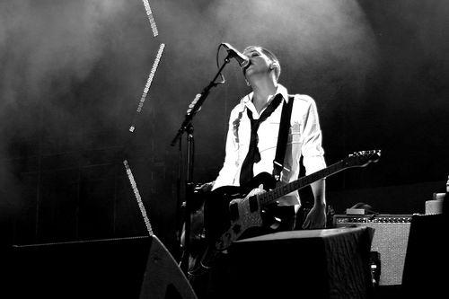 Brian singing