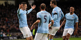 Video Gol Manchester City vs Chelsea 16 Februari 2014