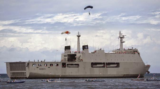 PT. PAL Menangkan Tender Pengadaan 2 Kapal Perang Filipina
