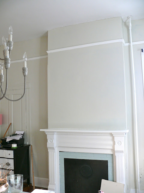 Makeover painting the dining room part i w tutorial for Benjamin moore eco spec paint reviews