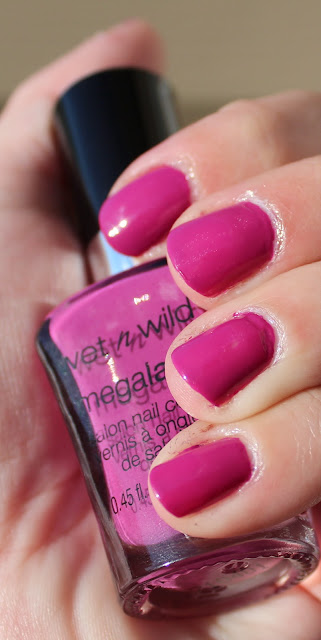 Wet n Wild Megalast - Through The Grapevine