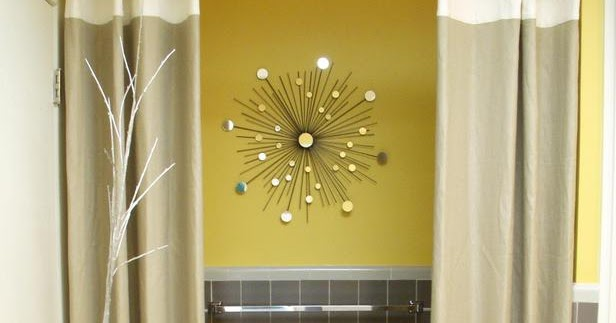 furniture modern shower curtains design ideas 2011 with neutral color