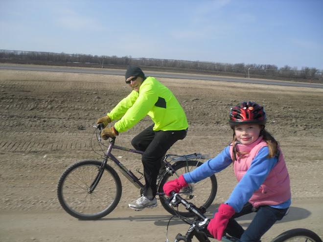 Biking in PlaP
