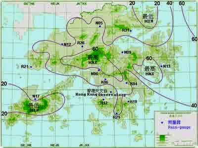Peta Isohyet www.guntara.com
