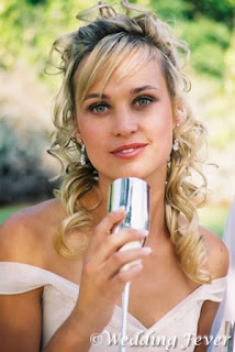 bridal hair styles for long hair down