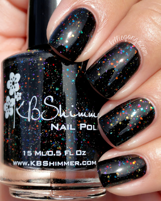 KBShimmer Dark & Twisty