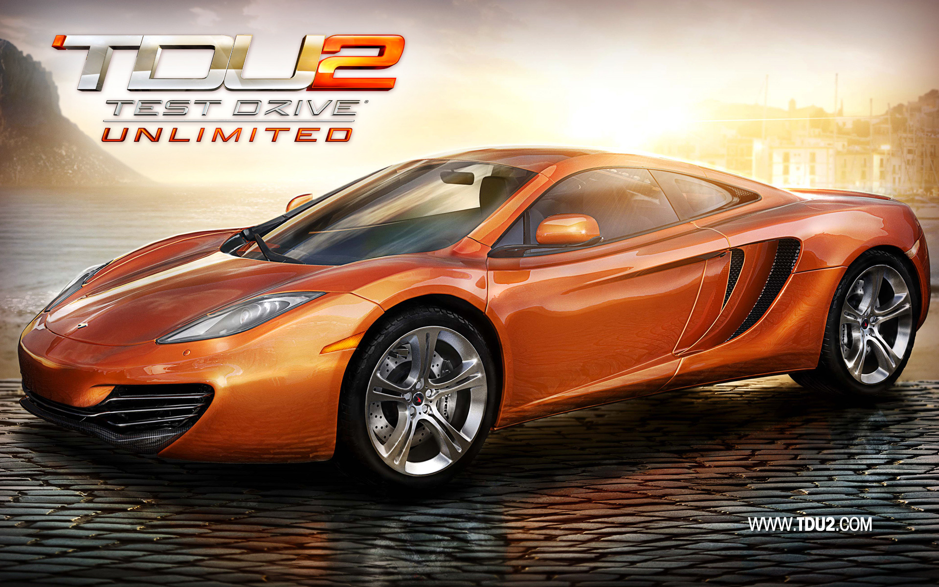 Test Drive Unlimited 2 Wallpaper