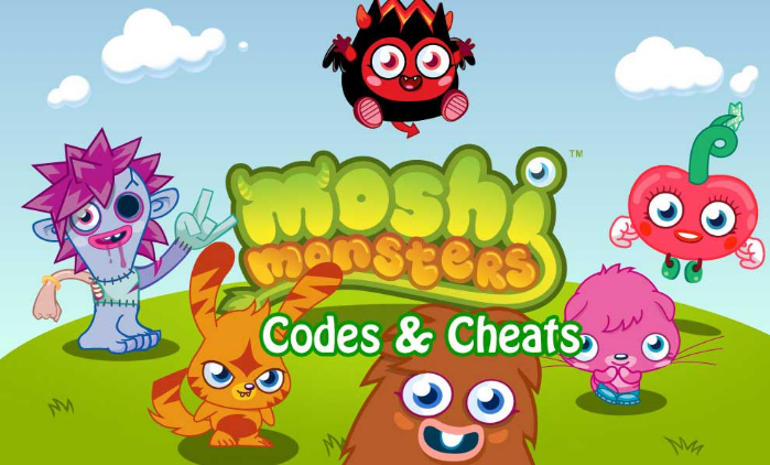The Best Ever Moshi Monsters Cheats