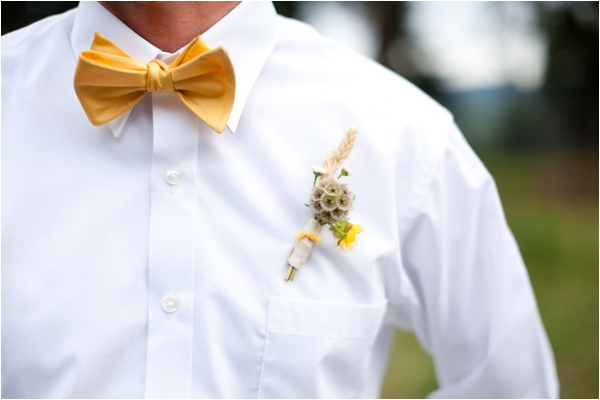 Longhorn Ranch Inspiration Shoot by K.Lindmeier Photography via www.lemagnifiqueblog.com // #wedding #groom
