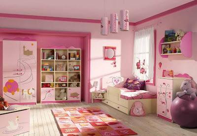 contoh cara menata desain kamar tidur