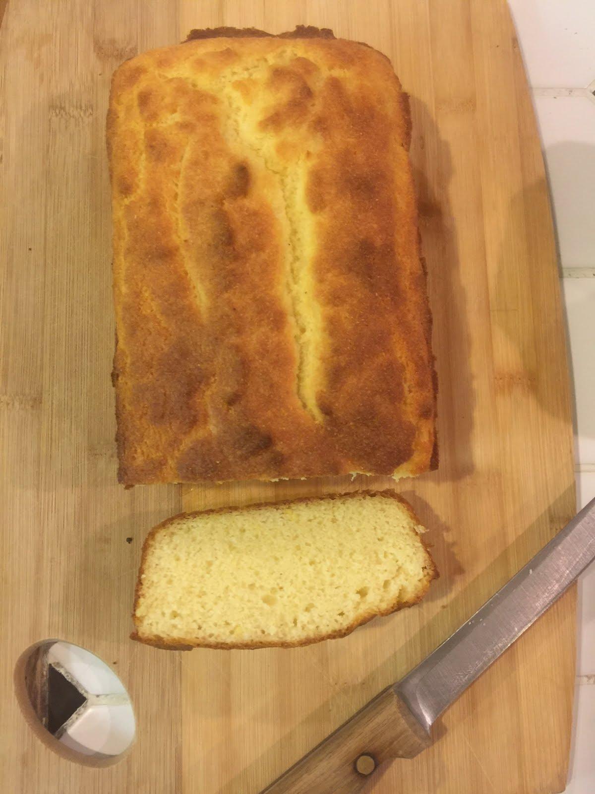sugarfree cornbread