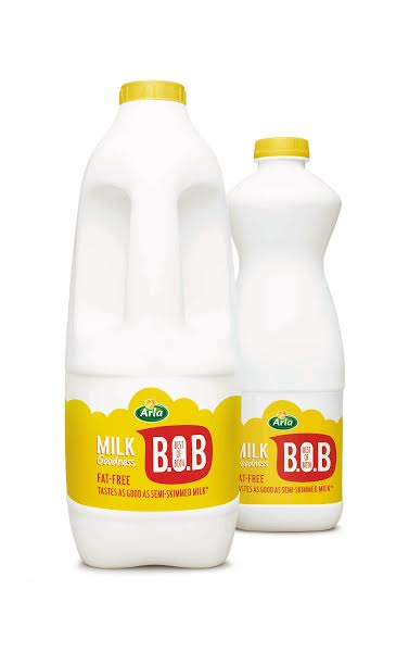 Jollyjillys: Arla Best of Both (BOB) milk review