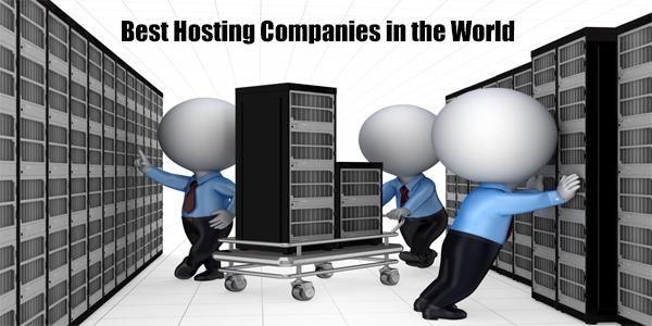 BestWeb Hosting companies 2015