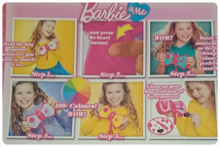 barbie & me