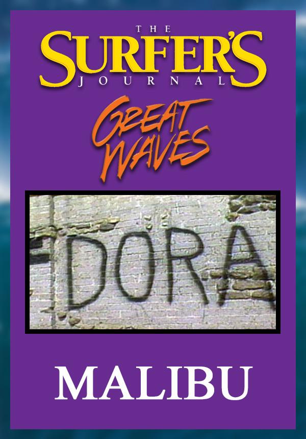 The Surfer's Journal - Great Waves - Malibu (1998)