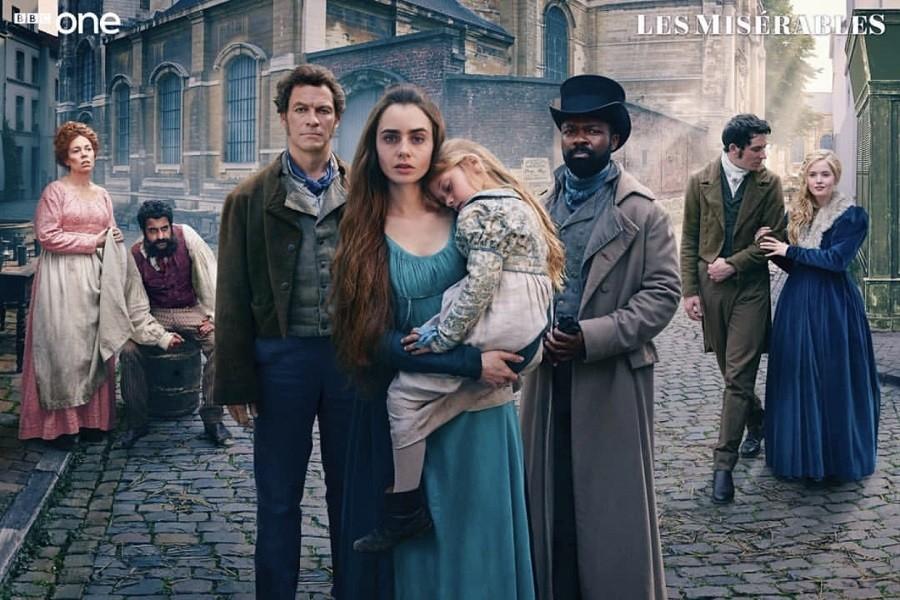 Os Miseráveis - Legendada 2018 Série 1080p 720p Full HD HD HDTV completo Torrent