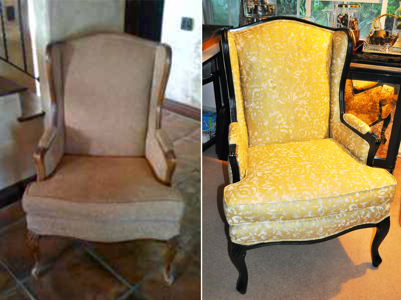 Vintage finds on craigslist autos post for Furniture upcycling