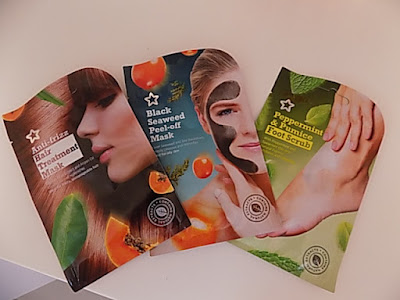Superdrug Top To Toe Pamper Evening for Under £3.00