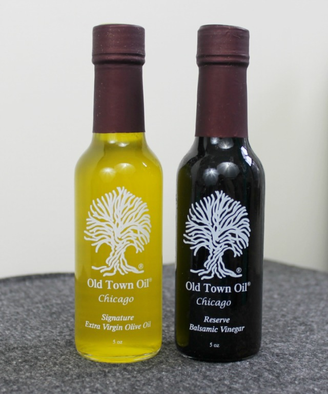 Old Town Oil Signature Extra Virgin Olive Oil & Reserve Balsamic Vinegar