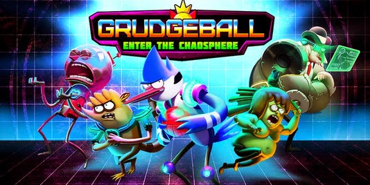 Grudgeball Regular Show Apk