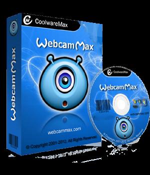 صورة برنامج ويب كام ماكس WebCamMax2014