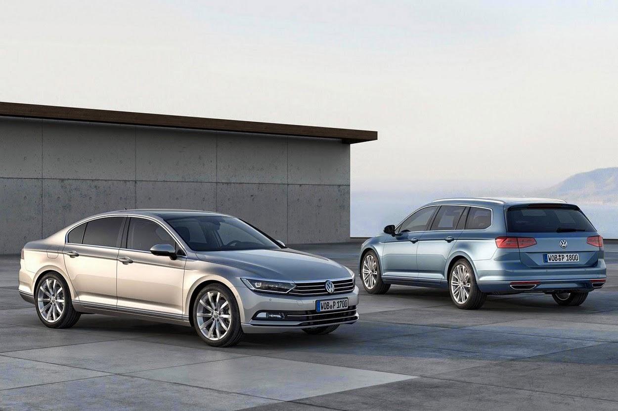 2015 New Volkswagen Passat Wagon | Car Reviews | New Car Pictures ...