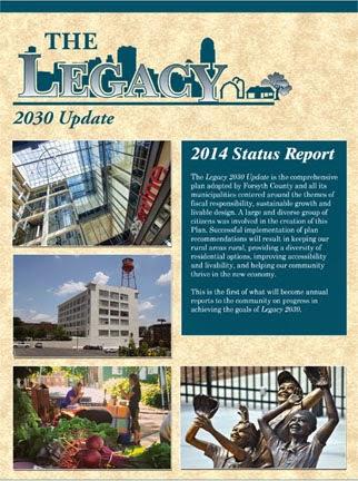 Legacy Status Report 2014