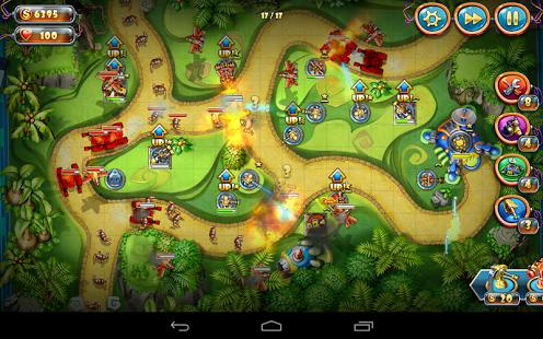 Game Toy Defense 4